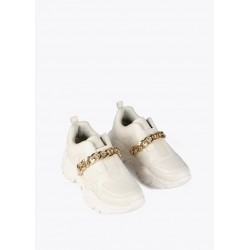 Sneakers Cadena Dorada Lola...